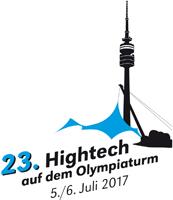Hightech auf dem Olympiaturm Bild 1