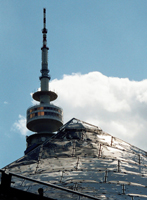 Hightech auf dem Olympiaturm Bild 2