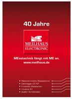 Meilhaus Electronic Jubiläums-Katalog 2017, Bild 2